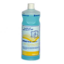 SPRAYfris classic - prostředek k čištění skla a plastu